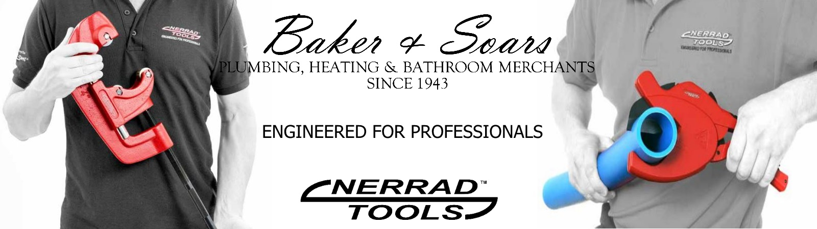 nerrad tools at baker and soars