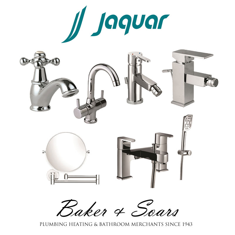Jaguar taps and bathroom accessories