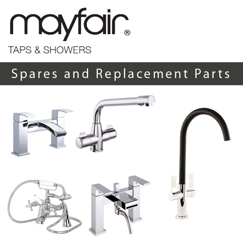 Mayfiair Taps and Showers Spares and Replacement Parts