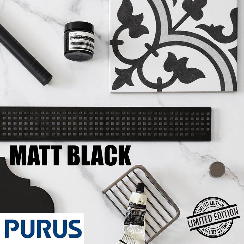 Purus Matt Black limited edition