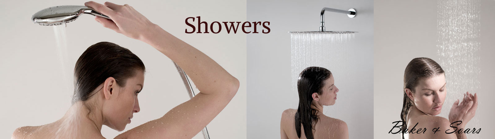 Showering with Baker and Soars