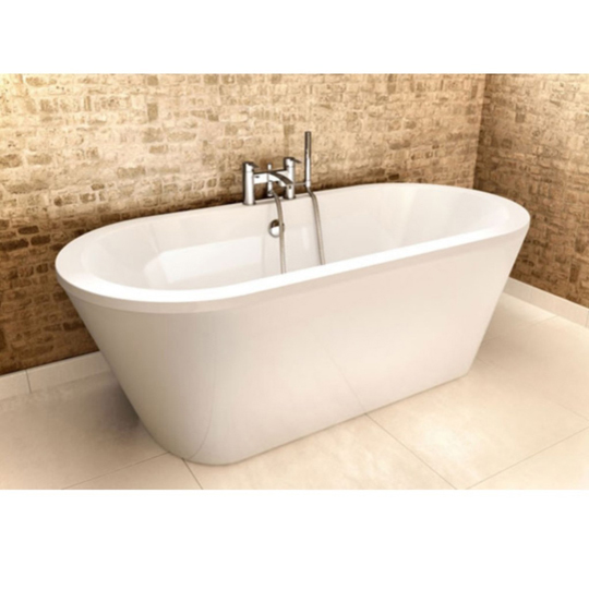 Cleargreen Freestark 1740mm x 800mm Freestanding Bath