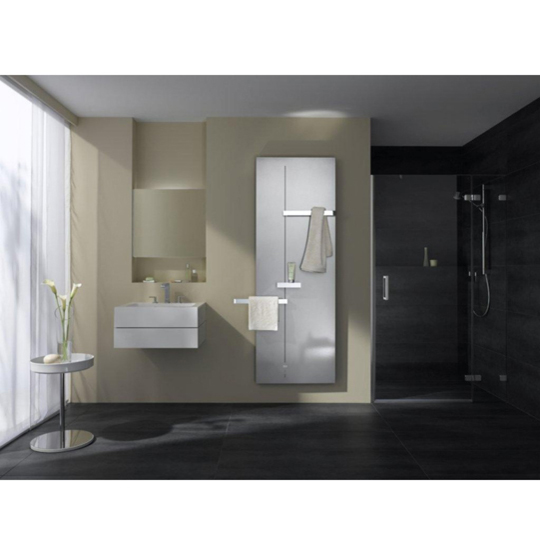 Kermi Raya Hinged Shower Door Silver Baker And Soars