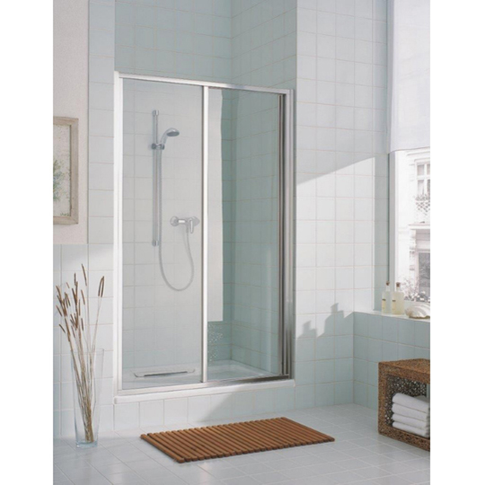 Roman Showers Lumin8 Level Access Sliding Door Shower