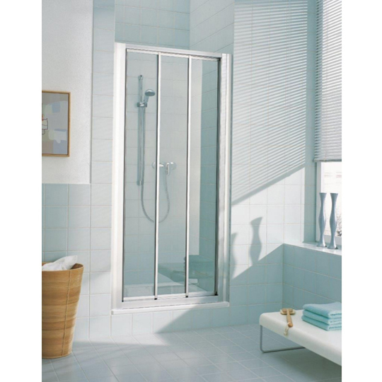 Roman Showers Decem Sliding Door Shower Enclosure Baker
