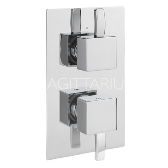 Sagittarius Arke Concealed Thermostatic Shower Valve...