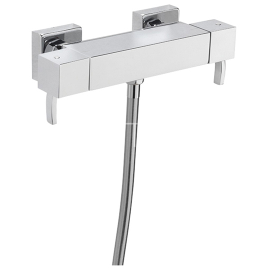 thermostatic exposed shower valves baker and soars plumbing supplies. Black Bedroom Furniture Sets. Home Design Ideas