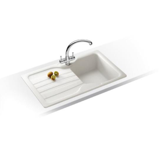 Kitchen Sink Zack: Franke Calypso COG 611 Fragranite Sink