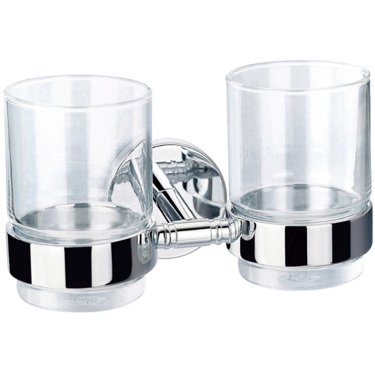Flova Coco Double Tumbler Holder With Glasses CO8906-5