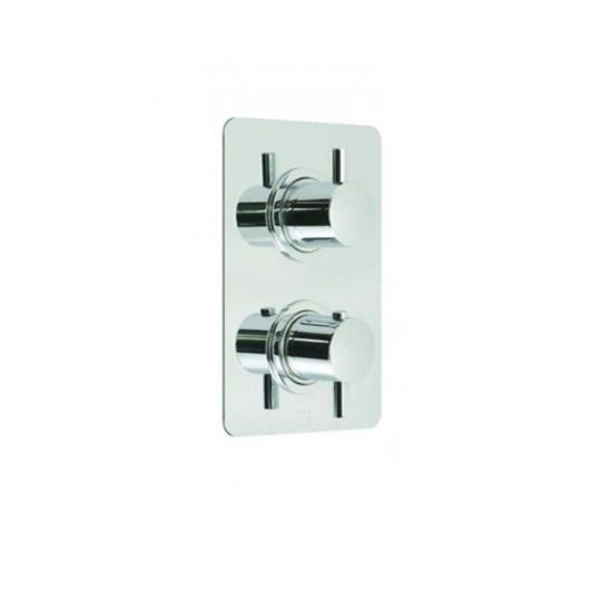 thermostatic concealed shower valves baker and soars plumbing supplies. Black Bedroom Furniture Sets. Home Design Ideas