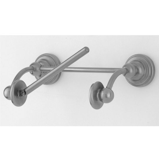 Perrin And Rowe Traditional Pivot Bar Toilet Roll Holder 6960