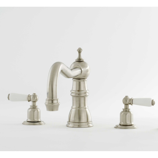Perrin And Rowe Traditional 3 Hole Bath Mixer With Country Spout 3755 3756