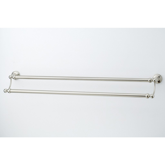 Perrin And Rowe 457mm Double Towel Rail 6943