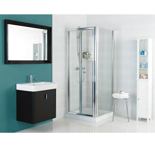 Roman Showers Embrace Bi Fold Door Shower Enclosure