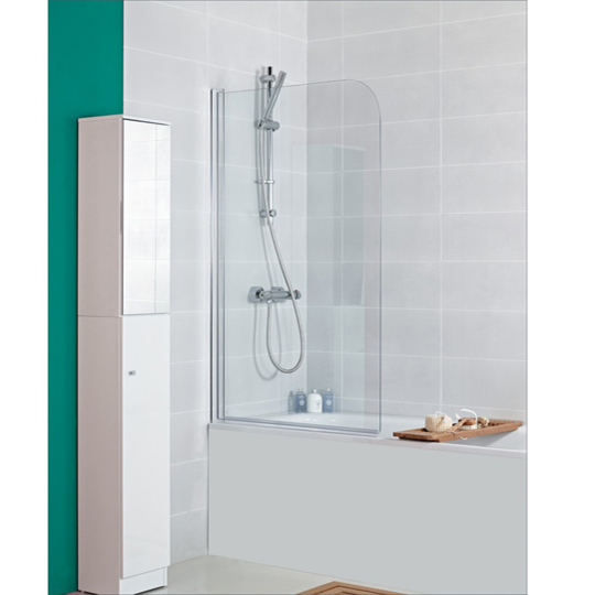 Shower Screens For Curved Baths