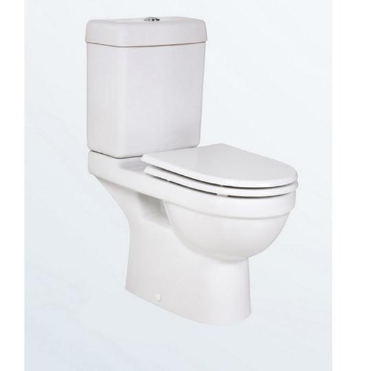 combination bidet wc baker and soars plumbing supplies. Black Bedroom Furniture Sets. Home Design Ideas