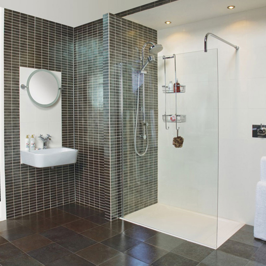 Roman Showers Select 10mm Wetroom Panels Baker And Soars