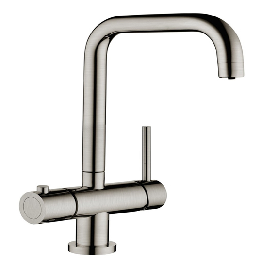Mayfair Escala Brushed 3 in 1 Instant Hot Filtered Tap...