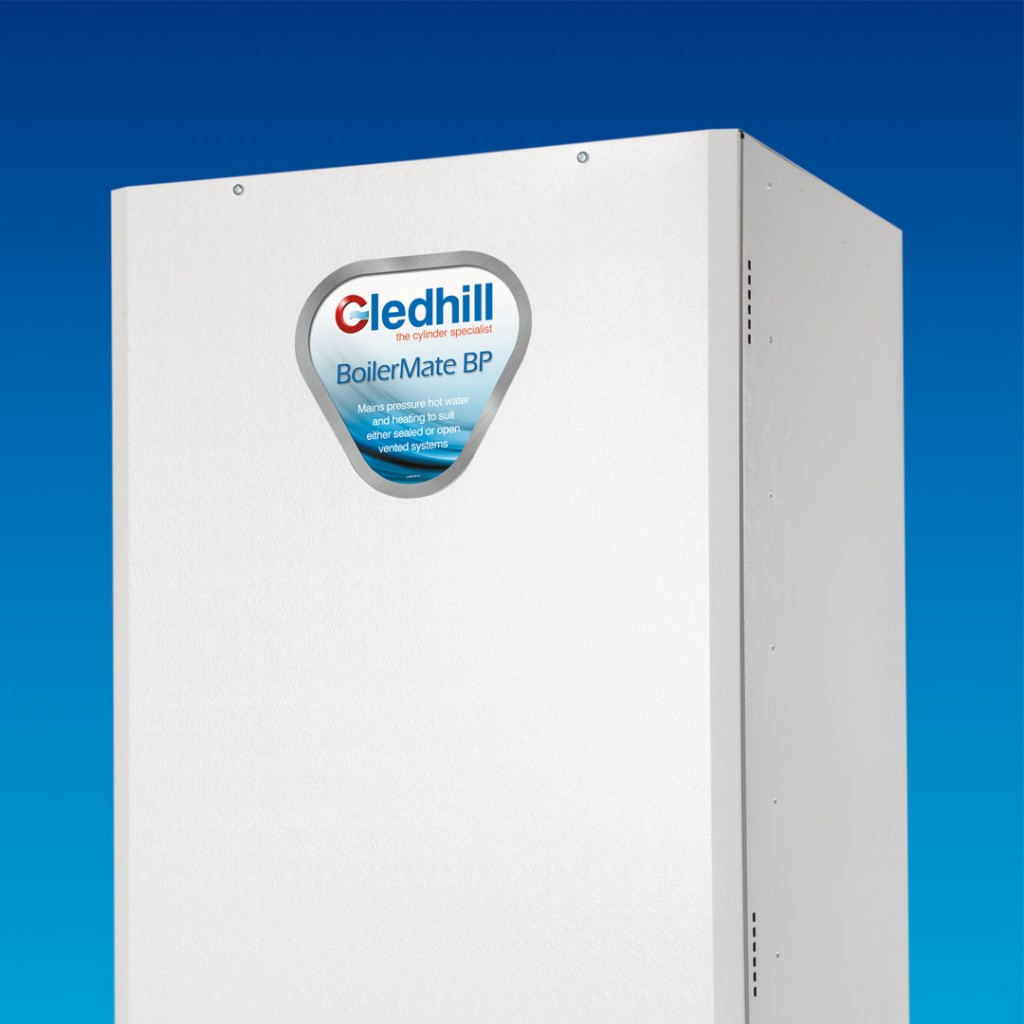 Gledhill BoilerMate Main Pressure Thermal BP Cylinder