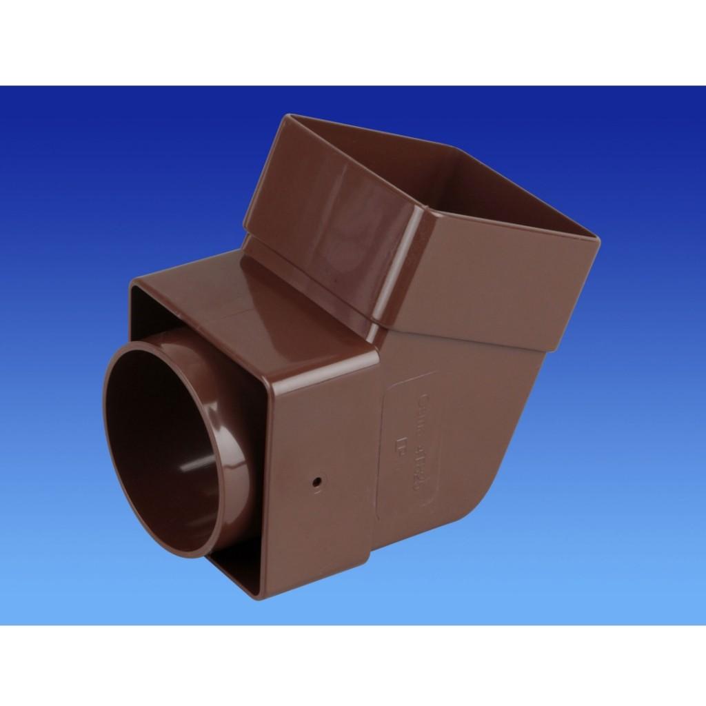 osma 61mm pvc u offset bend socket 4t825 baker and soars. Black Bedroom Furniture Sets. Home Design Ideas