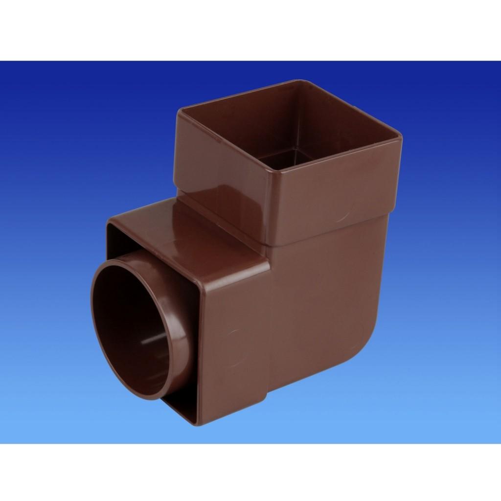osma 61mm pvc u pipe bend 87 5 deg 4t862 baker and soars. Black Bedroom Furniture Sets. Home Design Ideas