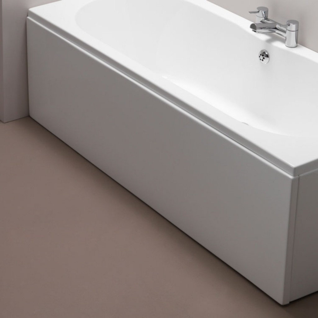 Pura Wave and Bloque Bath Side Panels