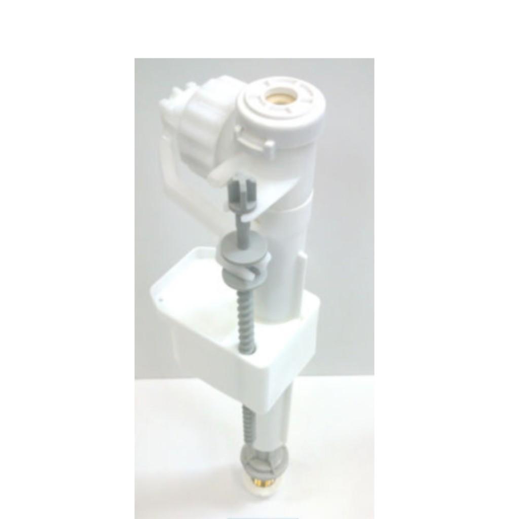 Bottom entry float valves