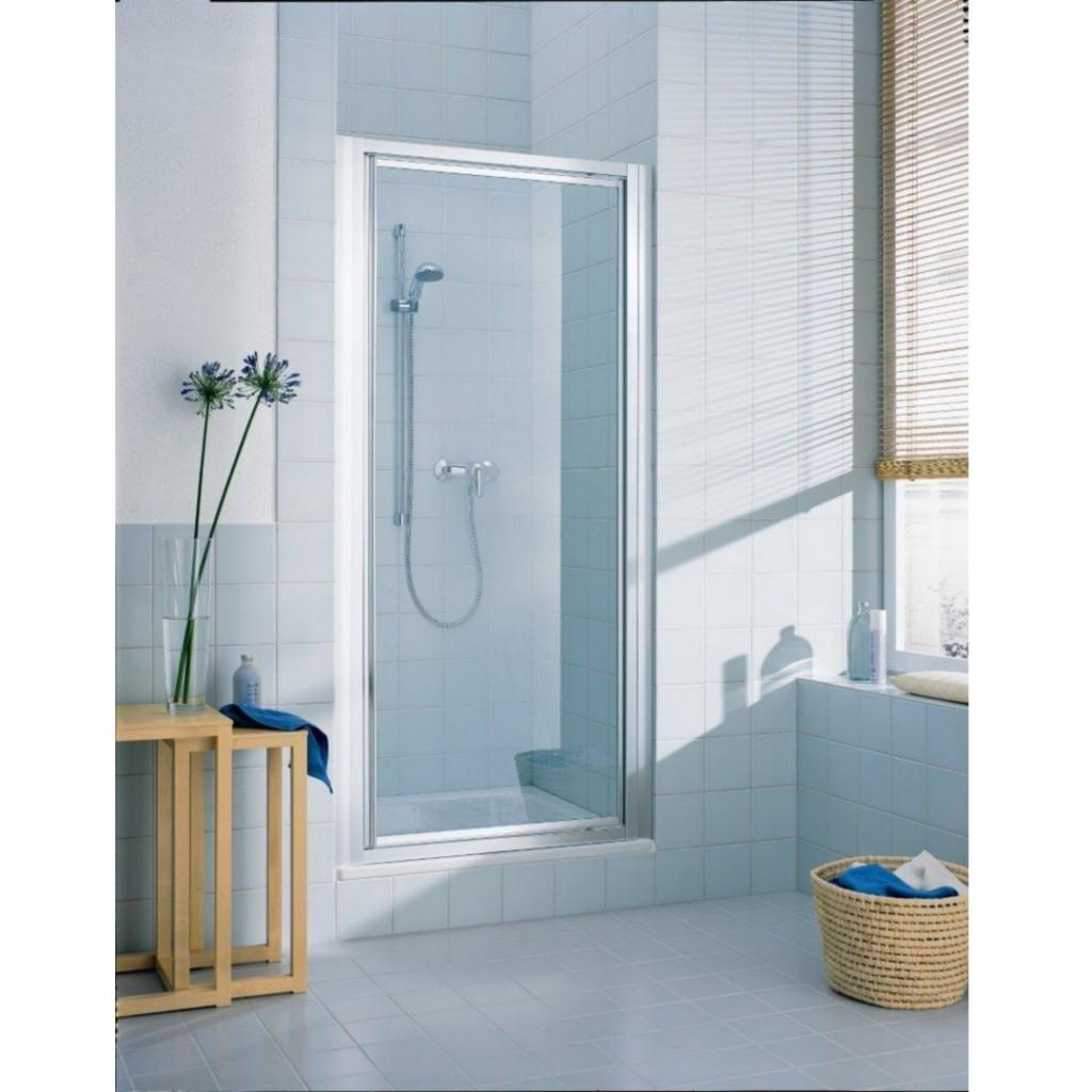 Exelent shower pivot door image bathtub ideas for Luxus shower doors