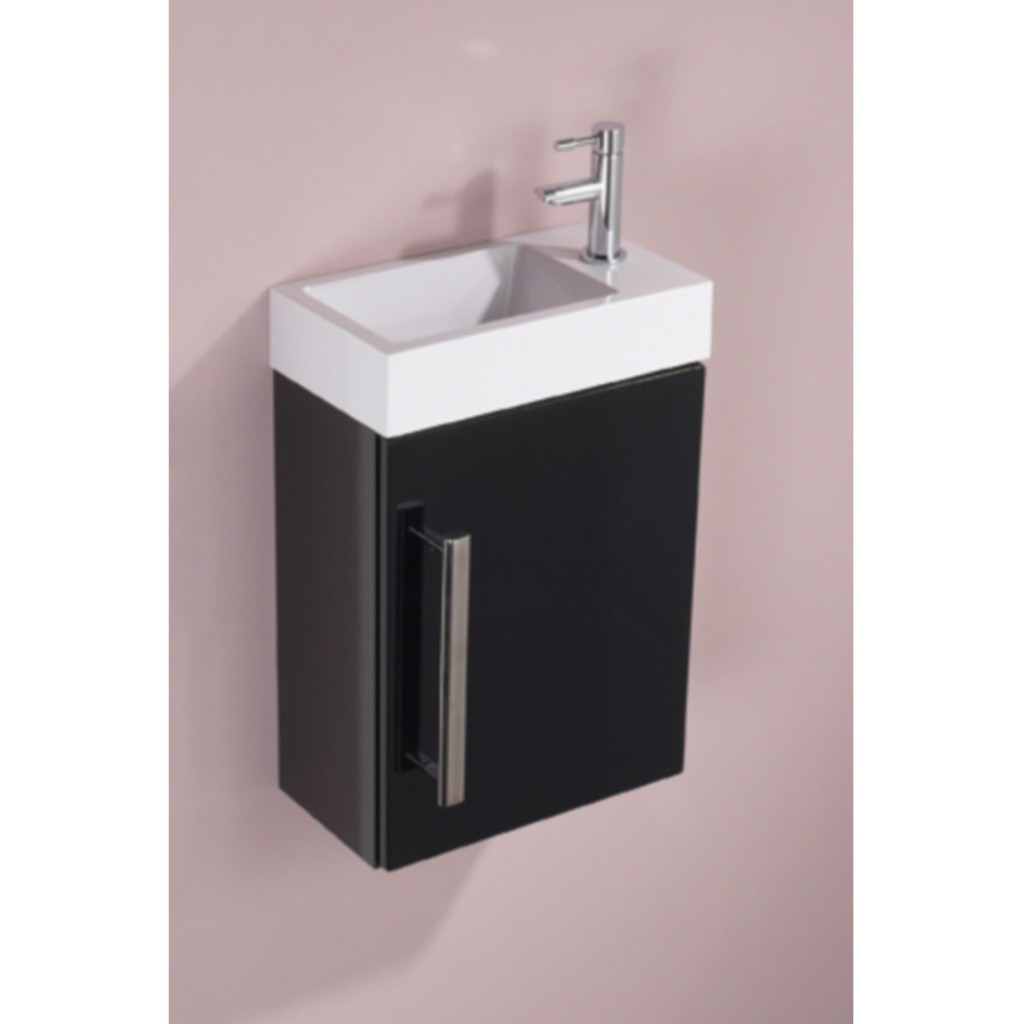 Nature Wall Mounted Cloakroom Basin And Unit Baker And Soars