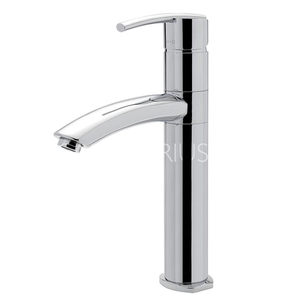 Kitchen Sink Zack: Sagittarius Pure Monobloc Kitchen Sink Mixer PU-154-C