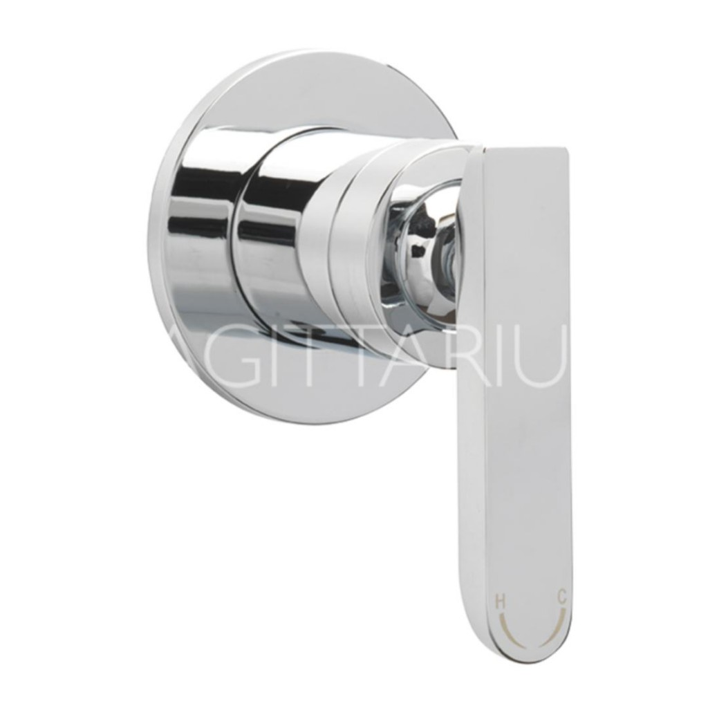 Sagittarius Concealed Manual Shower Valve - Baker and Soars