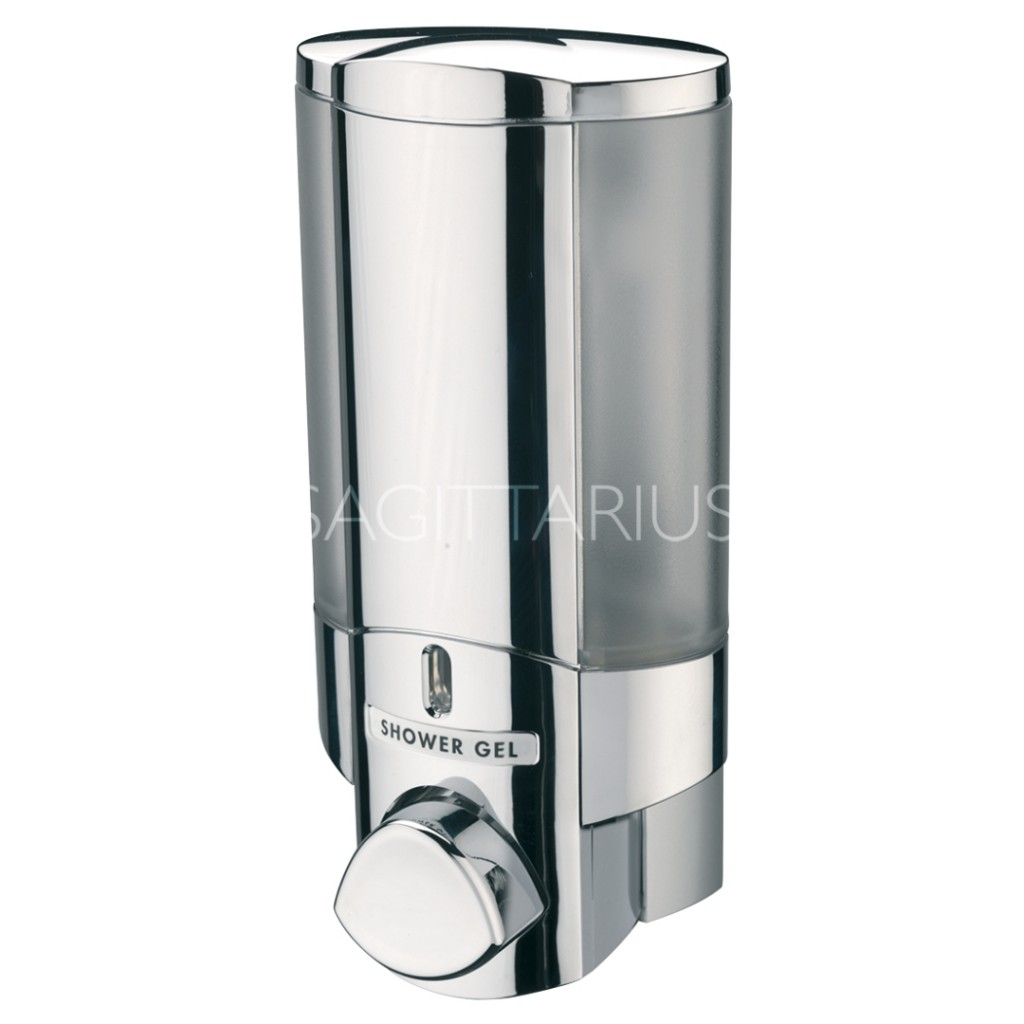 Zack Xero Liquid Dispenser Wall Mounted 40019 Baker And