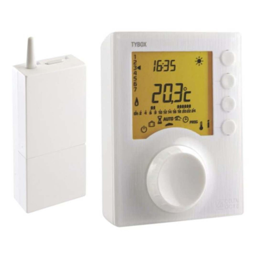 Delta Dore Tybox 137 Wireless Programmable Thermostat