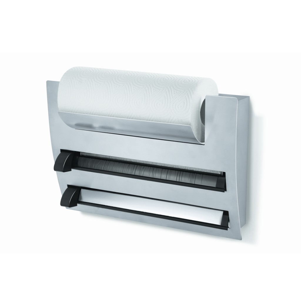 Zack Combo Multi Kitchen Roll Holder 20699