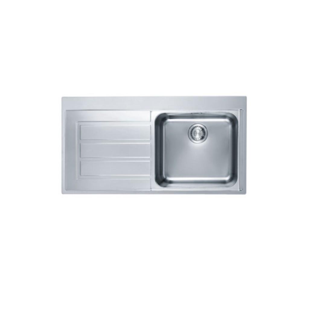 Kitchen Sink Zack: Franke Epos EOX 611 Stainless Steel Sink