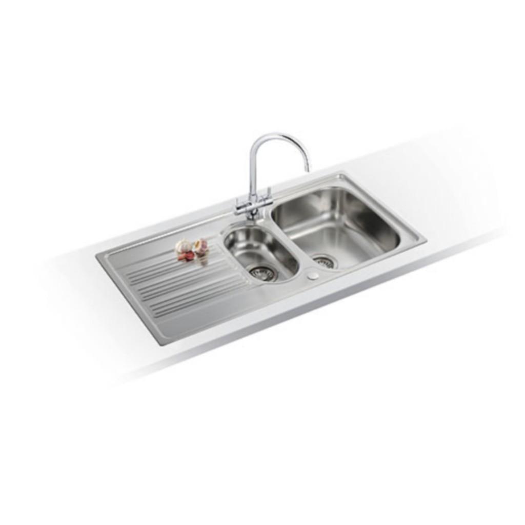 Kitchen Sink Zack: Franke Galileo GOX 651 Stainless Steel Sink