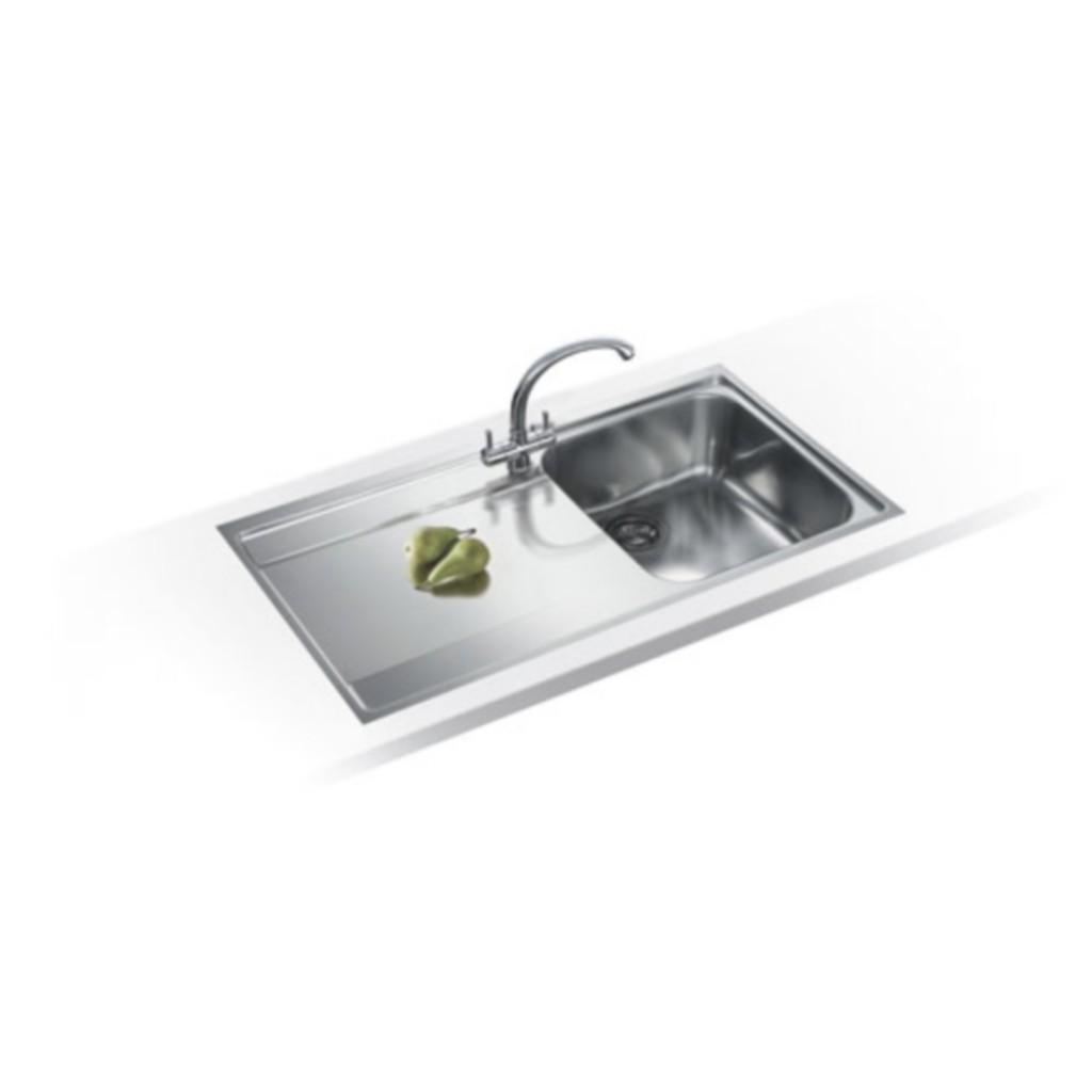 Kitchen Sink Zack: Franke Maris Slim-Top MRX 211 Stainless Steel Sink