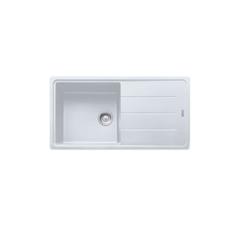 Franke basis bfg 611 970 fragranite sink baker and soars - Franke showroom ...