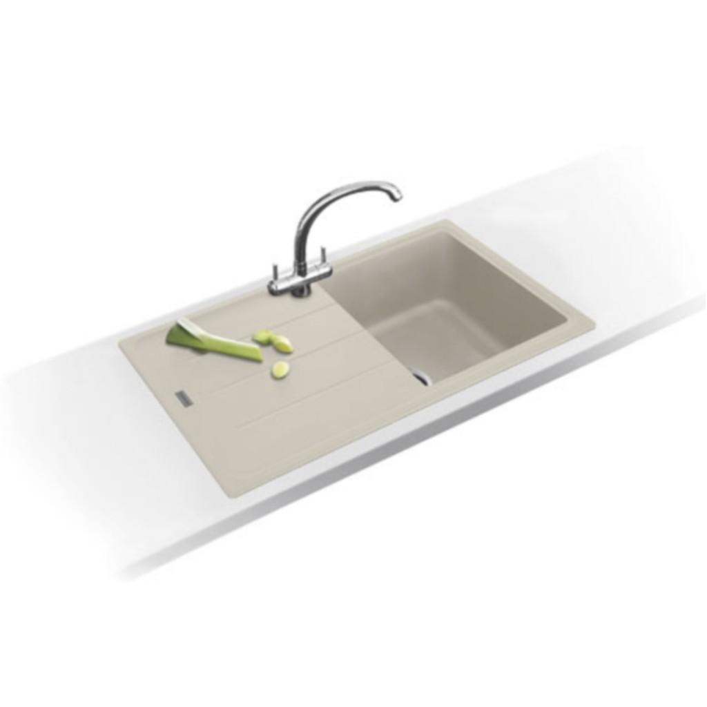 Kitchen Sink Zack: Franke Basis BFG 611-970 Fragranite Sink