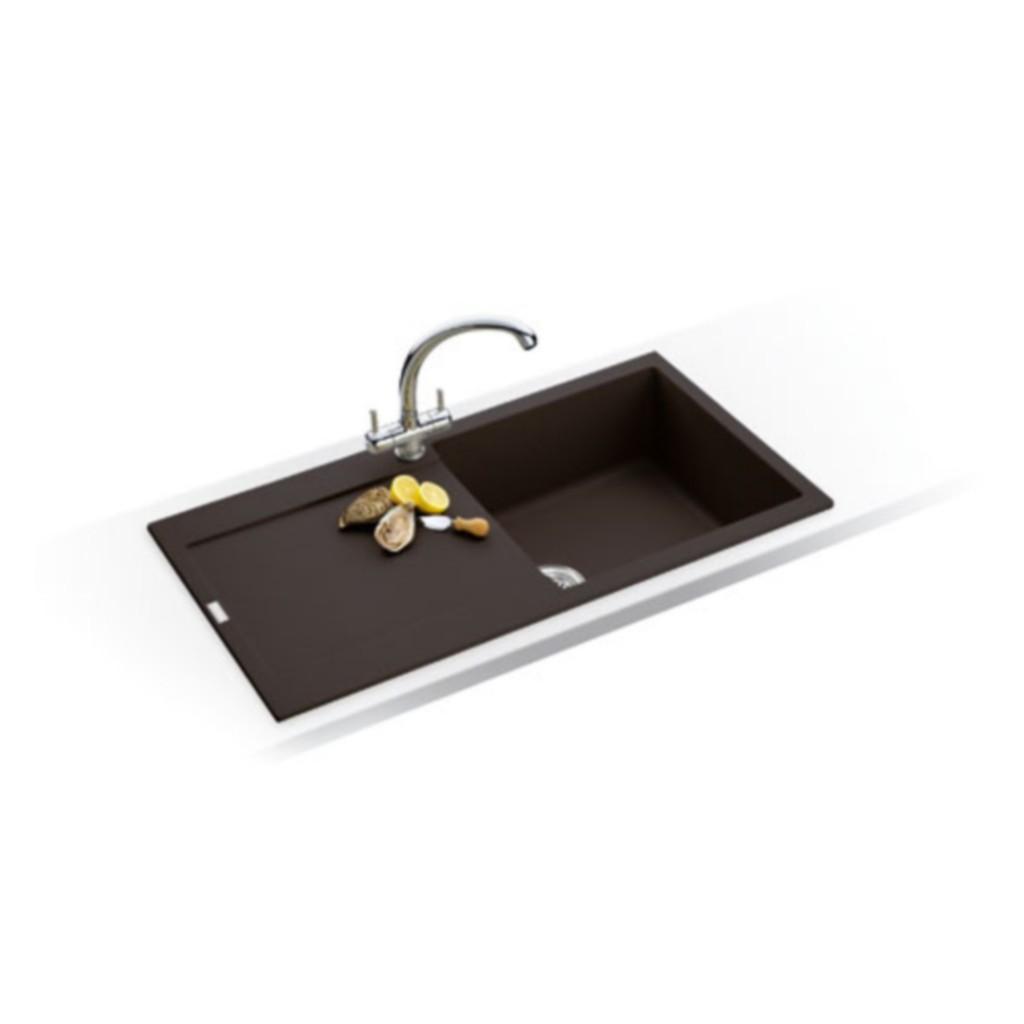 franke maris mrg 611 fragranite sink baker and soars. Black Bedroom Furniture Sets. Home Design Ideas