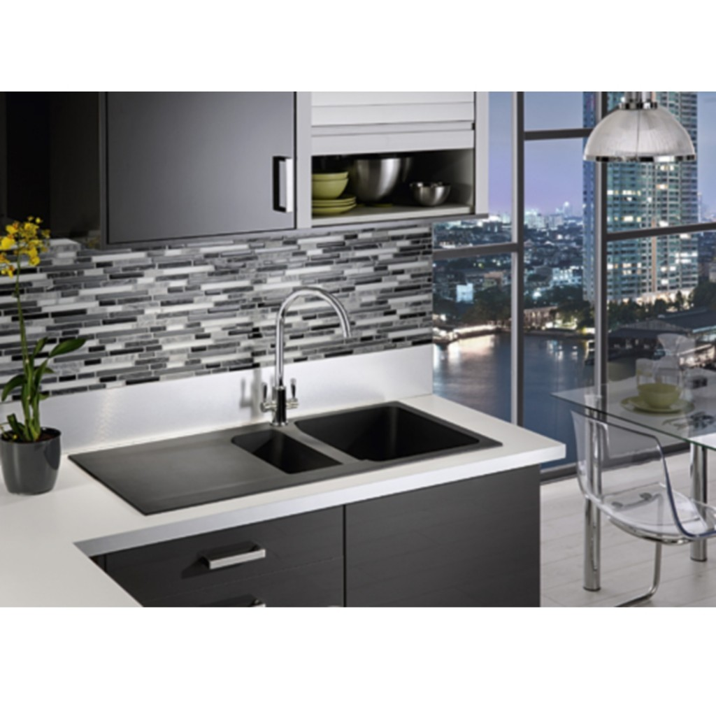 Franke orion oid 651 tectonite sink baker and soars - Franke showroom ...