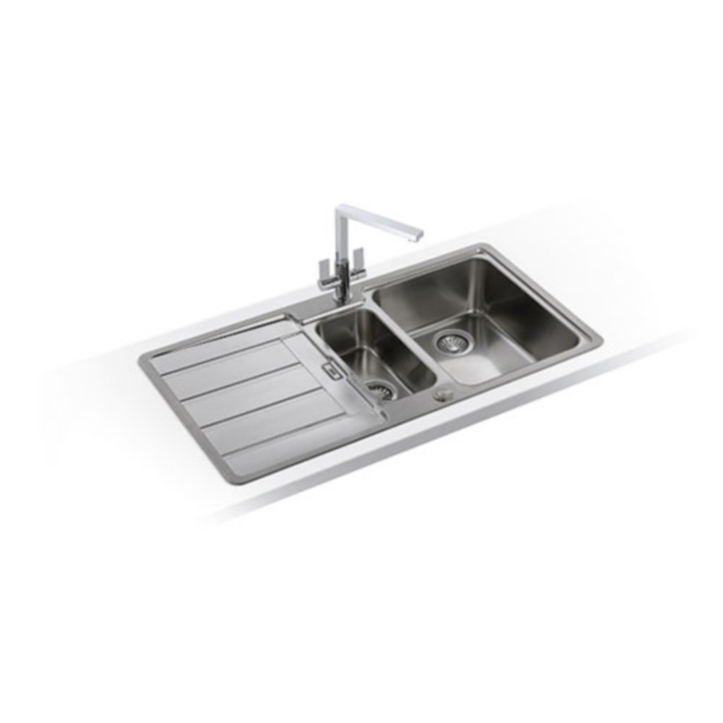 Franke hydros hdx 654 stainless steel sink
