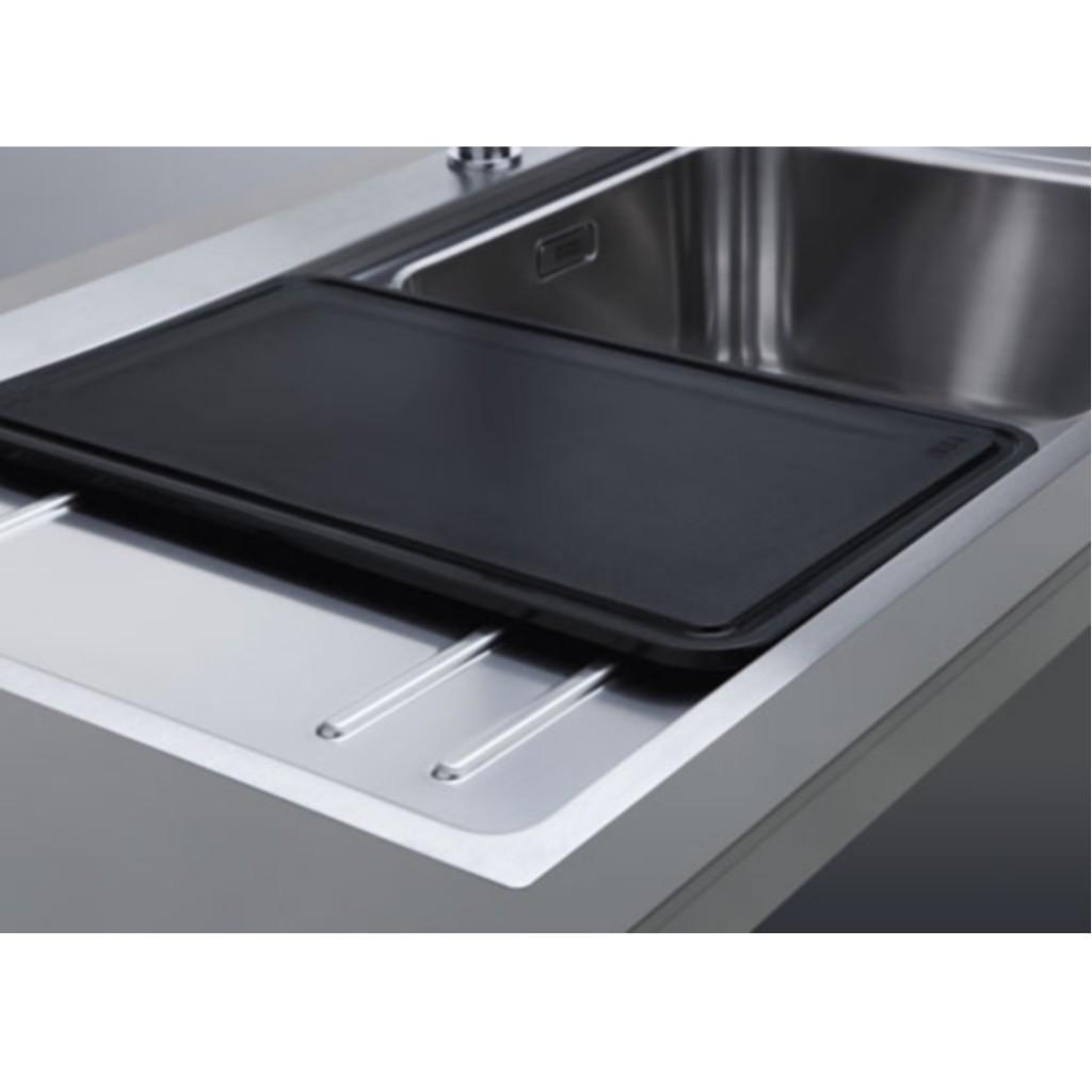 Kitchen Sink Zack: Franke Largo Workcentre LAX 211-W-36 Stainless Steel Sink