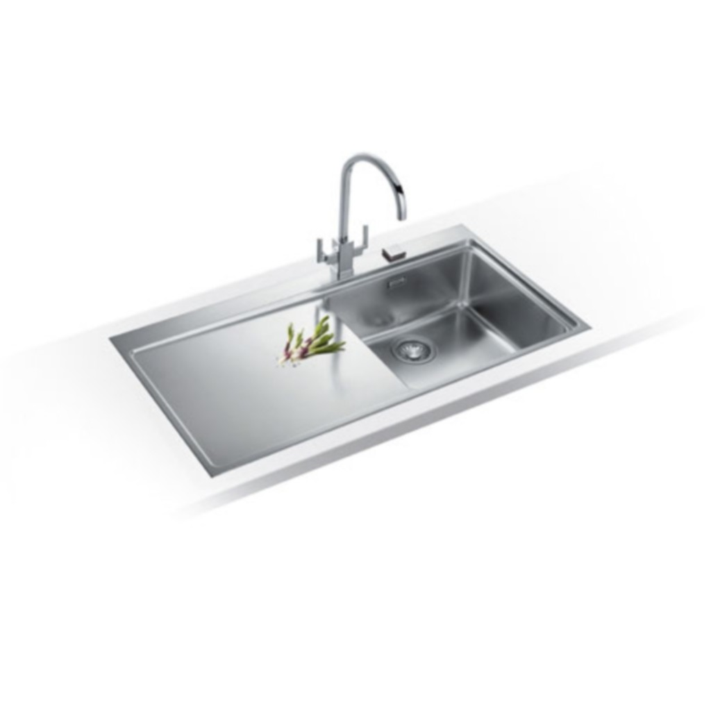 Franke mythos slim top mmx 211 stainless steel sink - Franke showroom ...