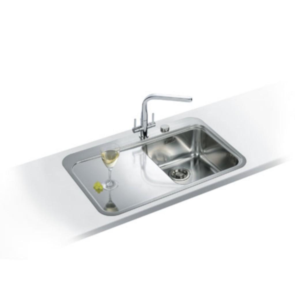 Kitchen Sink Zack: Franke Sinos SNX 211 Stainless Steel Sink
