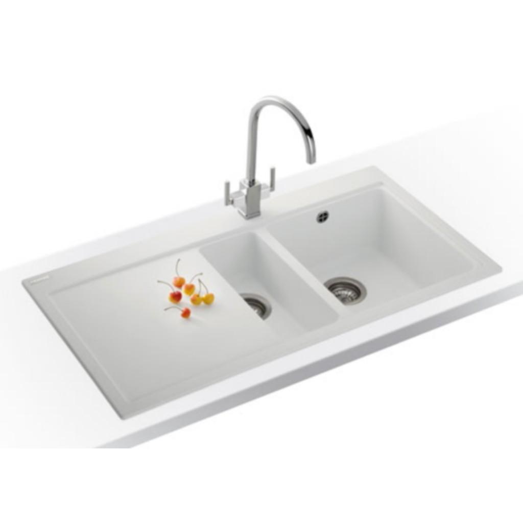 Kitchen Sink Zack: Franke Mythos MTG 651-100 Fragranite Sink