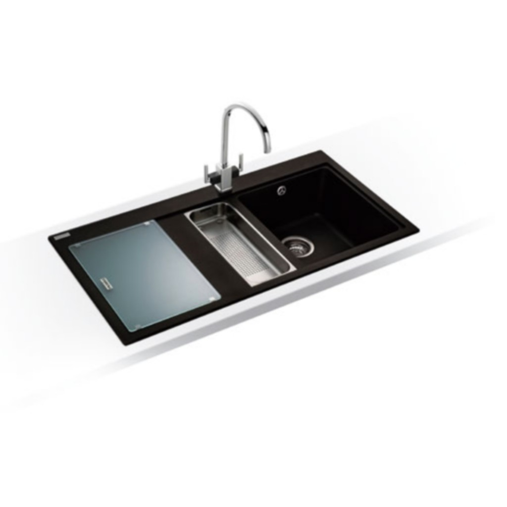 franke mythos mtg 651 100 fragranite sink baker and soars. Black Bedroom Furniture Sets. Home Design Ideas