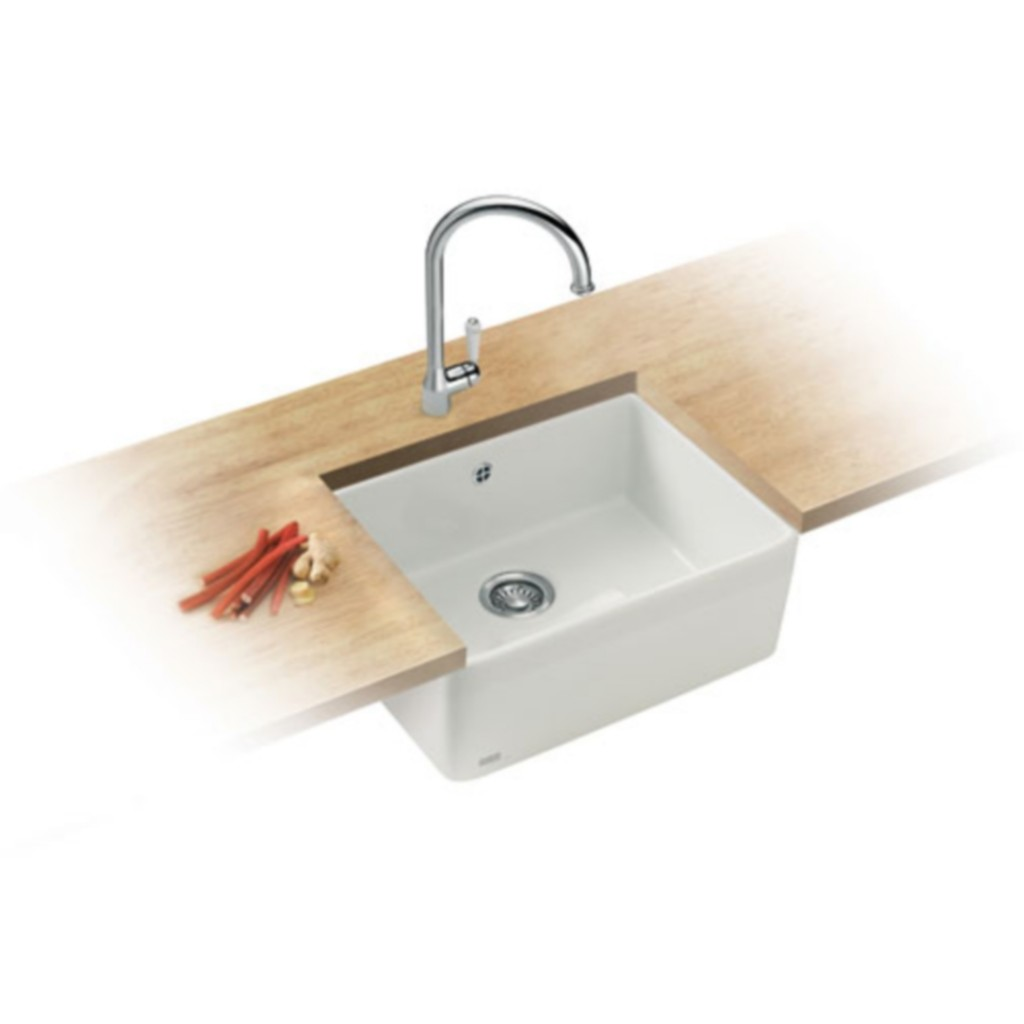 Kitchen Sink Zack: Franke Belfast VBK 710 Ceramic Sink