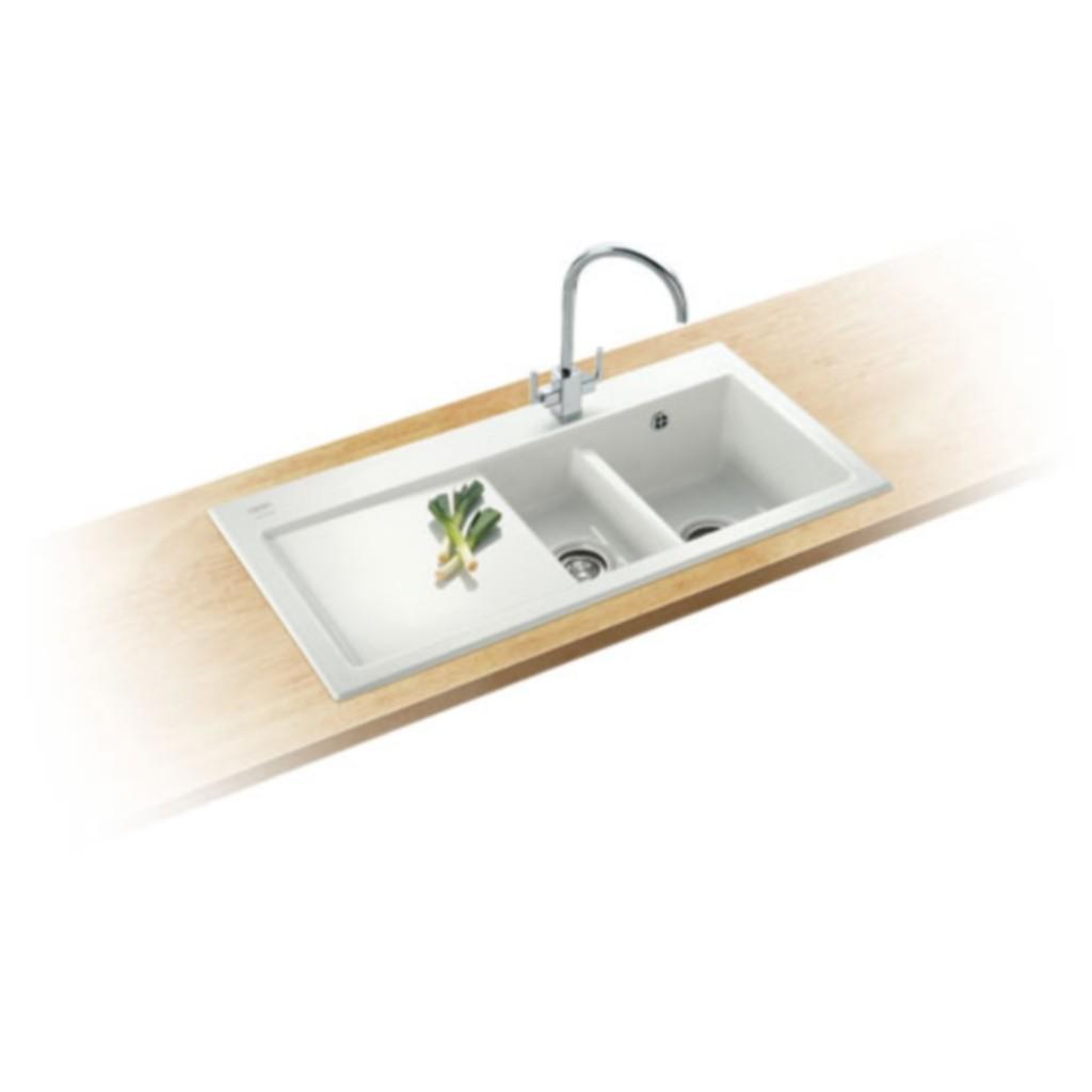 Franke Mythos MTK 651 Ceramic Sink