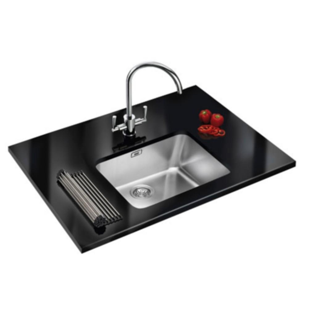 Franke Largo Lax 110 50 41 Stainless Steel Undermount Sink